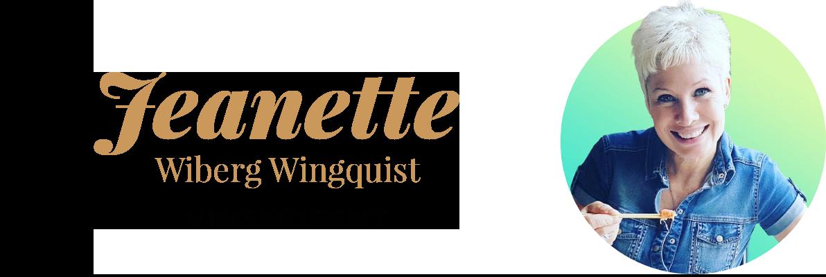 Jeanette Wiberg Wingquist  – Vinsider.se